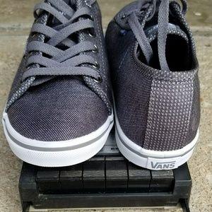c31e06fd7d New gray canvas Vans